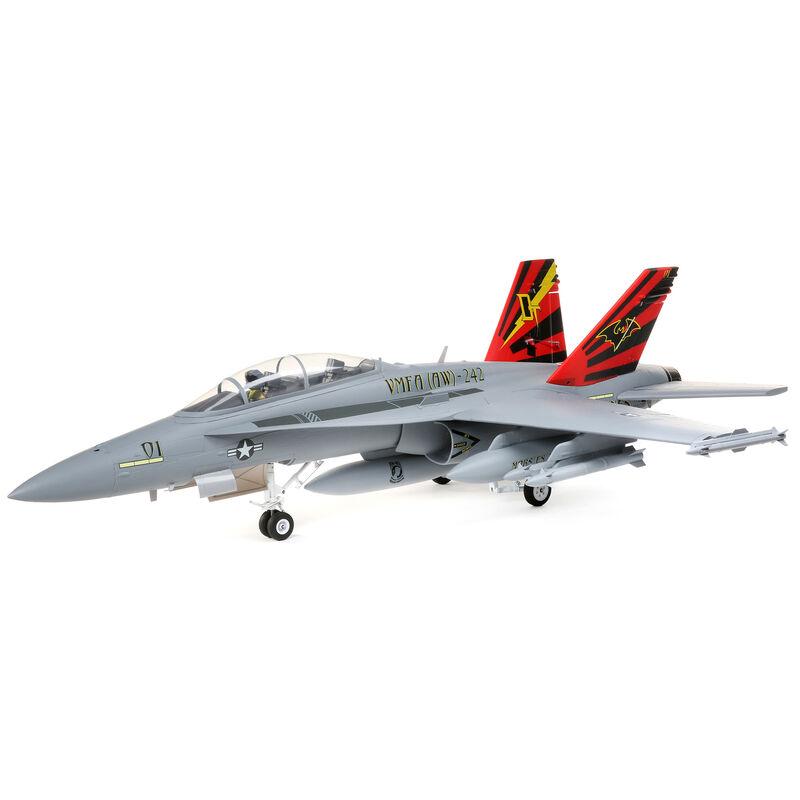 F-18 Hornet 80mm EDF Jet PNP, 980mm