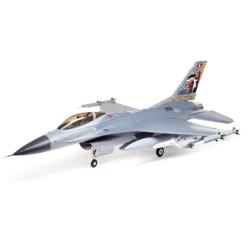 F-16 Falcon 80mm EDF Jet ARF Plus, 1000mm