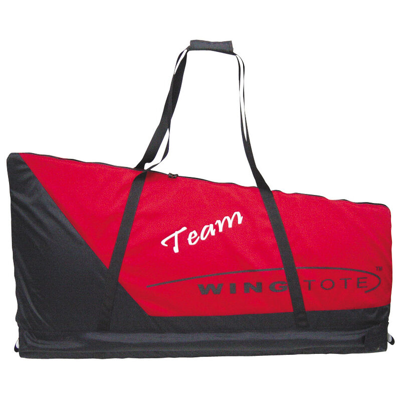 """Extreme Little Tote Double 42""""x22""""x14"""" Red/Black"""