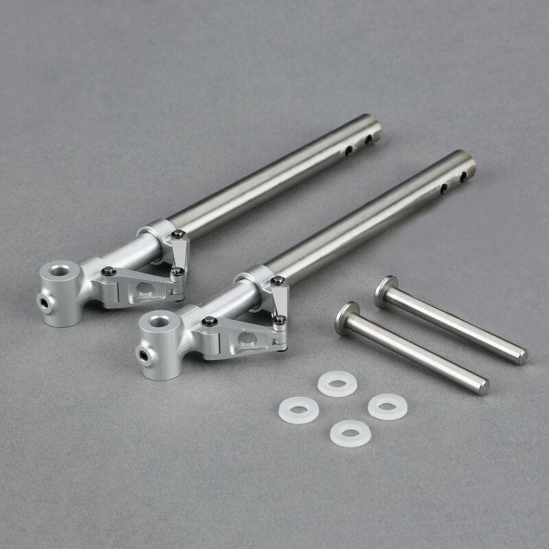 60-120 F4U Shock-Absorbing Strut Set