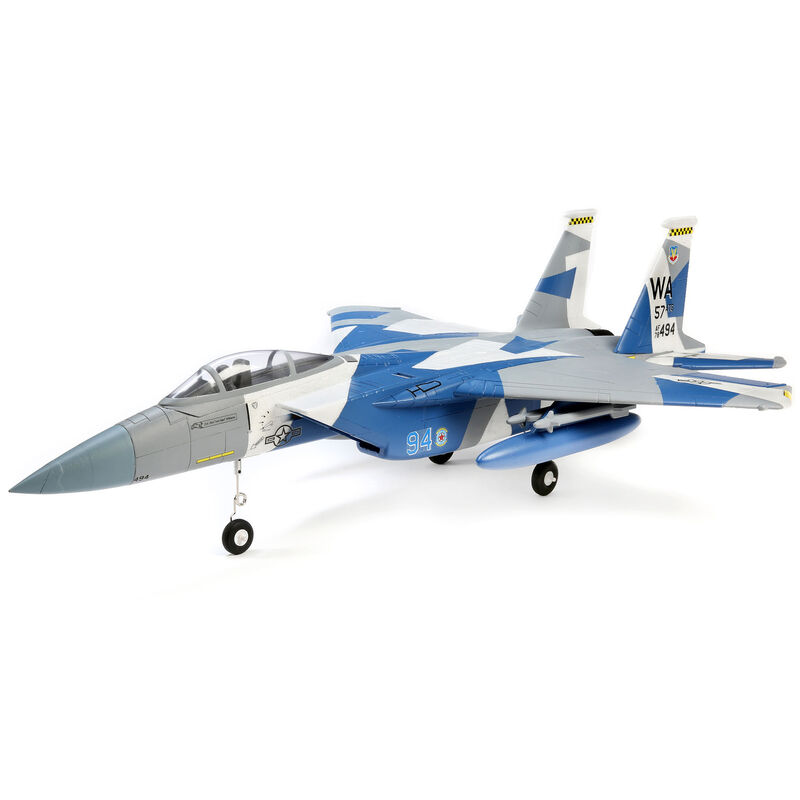 F-15 Eagle 64mm EDF Jet BNF Basic with AS3X and SAFE Select, 715mm