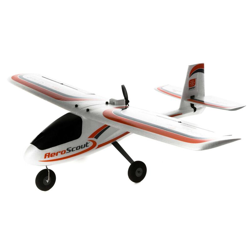 AeroScout S 2 1.1m RTF with SAFE