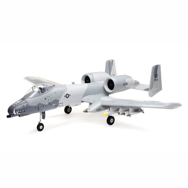 A-10 Thunderbolt II 64mm EDF Jet PNP, 1150mm