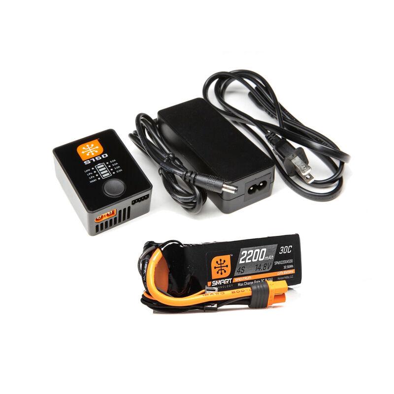 Smart PowerStage Air Bundle: 4S