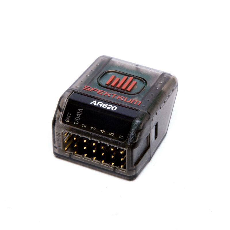 AR620 DSMX 6-Channel Sport Receiver