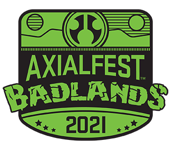Axialfest Badlands 2021