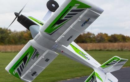park flyer representative image airplane flying