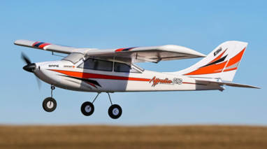 E‑flite® Apprentice® STS 1.5m RTF Smart Trainer with SAFE (EFL3700)