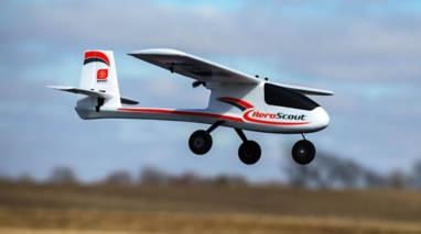 HobbyZone AeroScout S 1.1m RTF (HBZ3800)